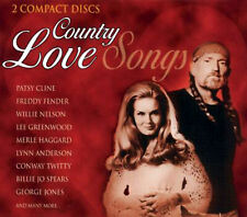 Country Love Songs (2 Discs, Slipcase, Direct Source) Patsy Cline, Willie Nelson