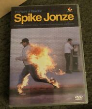 THE WORK OF DIRECTOR SPIKE JONZE  (DVD, 2003) As New Documentary Film