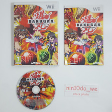 Bakugan Battle Brawlers [Wii] - COMPLETE = 4 Player