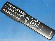 Original Sharp Aquos GA416WJSB Remote Control LC40C45U LC60C46U - Tested