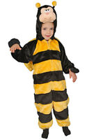Kids Little Honey Bee Costume Set (cape & jumpsuit) By Dress up America