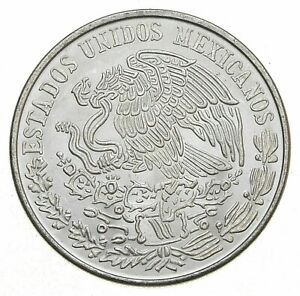 SILVER - WORLD COIN - 1978 Mexico 100 Pesos - World Silver Coin *735