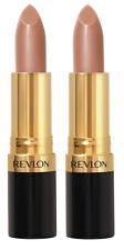 Revlon Matte Lipstick, Nude Attitude 001 (Pack of 2)