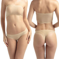 Women Sexy Seamless Underwear Breathable Soft Thongs G-string Panties Panty