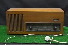 ANCIEN POSTE RADIO TSF A LAMPE R4400 112 AVEC LE SHEMA ELECTRIQUE