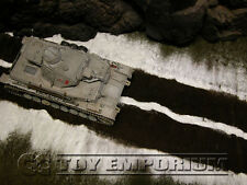 "Build-a-Rama 1:32 WWII Deluxe ""Medium Snow/Low Grass & Dirt Road"" Mat  24""x12"""
