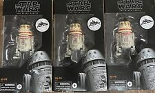 lot of 3 Star Wars The Black Series R5-P8 6 Inch Target Exclusive