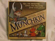 Steve Jackson Games: Munchkin Deluxe Card Game (New)