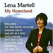 Lena Martell : My Homeland CD (2004)