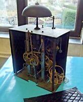 Ancien mécanisme d'horloge Comtoise horloge de parquet ,horloge à pendule etc...