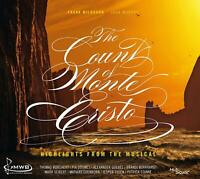 ORIGINAL MUSICAL CAST - THE COUNT OF MONTE CRISTO-HIGHLIGHTS   CD NEW