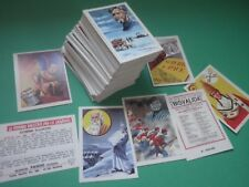 Lotto Figurine UOMINI ILLUSTRI 1967 Panini Nuove NEW Rarissime!