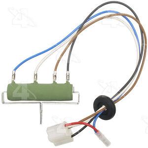 Blower Motor Resistor   Four Seasons   20618
