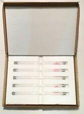 Stratagene 312 nm Replacement UV Bulbs 8 Watt 5 Pack Tube Shape 400186 B5V