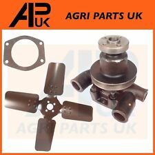 Perkins A3.152 AD3.152 Engine Water Pump + Pulley + Cooling Fan Blade