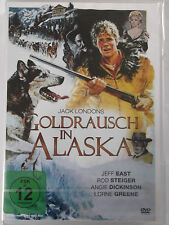 Goldrausch in Alaska - Jack London, Rod Steiger, Jeff East, Gold, Glücksritter