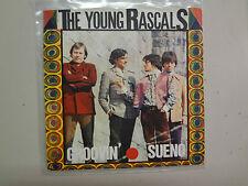 "YOUNG RASCALS:Groovin' 2:25-Sueno 2:45-Italy 7"" Atlantic Record Sales 03001 PSL"