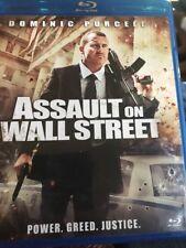 Assault on Wall Street (Blu-ray Disc, 2013)