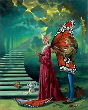 HD Canvas Print home decor wall art painting,michael cheval-162003 16x20inch