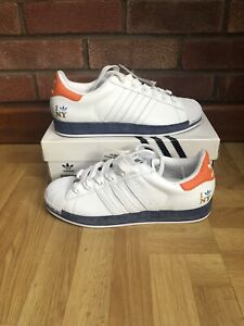 Adidas Originals New York Superstars 35th Anniversary size 11