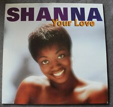 Shanna, your love (club mix & Italo disco mix), Maxi Vinyl