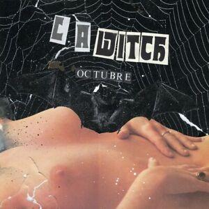 L.A. Witch - Octubre (LTD Half Black Half Orange Vinyl) VINYL EP