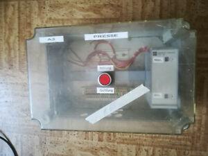 Endress + Hauser PTR 181 mit Gehäuse