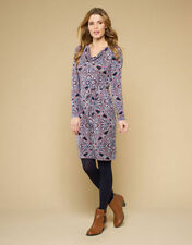 Monsoon Long Sleeve Casual Round Neck Dresses for Women