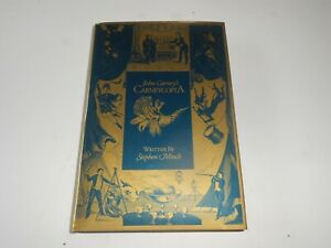 John Carney's Carneycopia FIRST EDITION Hardback Magic Book Stephen Minch