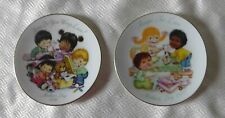 Avon Mother's Day Collector Plates-1992 and 1993