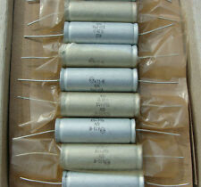 12x 10uF 63V 10% PETP Capacitors Soviet USSR K73-16  Lot of 12pcs #406