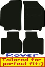 Rover City Tailored car mats ** Deluxe Quality ** 2005 2004 2003 2002