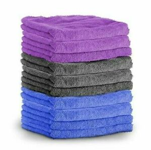 10 Pack Cloths - Shine Armor, Produxa,The Last Coat,Pearl Nano Perfect for these