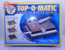 Authentic Top O Matic Cigarette Roller Machine R12260