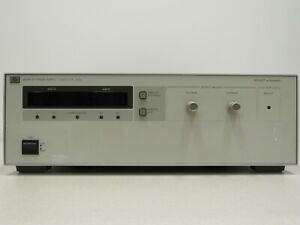HP Agilent Keysight 6010A AutoRanging DC Power Supply 200V, 17A