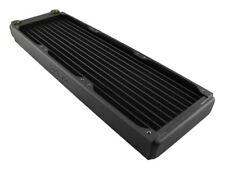 XSPC EX360 Triple Fan 3x120mm Slim Radiator - Black