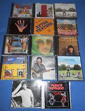 George Harrison CD Sammlung  (Beatles) seltene Erstpressungen / Promo 16 CDs