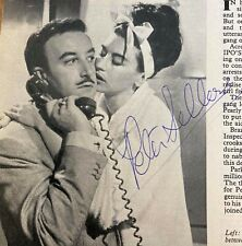 More details for peter sellers the pink panther clouseau james bond signed autograph pow#99