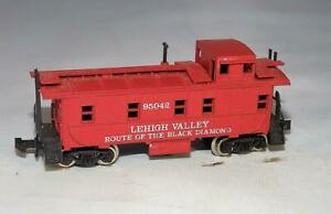 N Scale Lehigh Valley 95042 'Route of the Black Diamond' Caboose