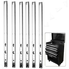 3 Pairs of Heavy Duty Runners Ball Bearing Drawer Slides Rail Telescopic