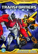 Transformers Prime - Season 1 Part 2 (Dangerous Ground) [DVD][Region 2]