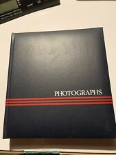 "CR Gibson Libromount vintage photo album, 9""x8-1/2"", new in original box"