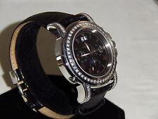 Men's Lucien Piccard Swiss Watch Stainless Steel Water Resistant #27006BK