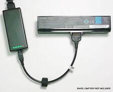 External Laptop Battery Charger for Toshiba Qosmio X770 X775 Series PA3928U-1BRS