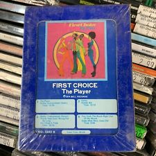 FIRST CHOICE // The Player [8-Track, NEW] SEALED!!!