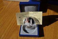 FRANCIA MONNAIE DE PARIS confezione ufficiale MONETA 100 FRANCS 1994 ARGENTO Z