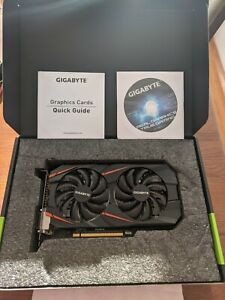 GIGABYTE GeForce GTX 1060 3GB GDDR5 Graphics Card 100% test
