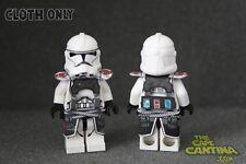 LEGO Star Wars Custom Cloth Cape Minifigure Lot of 2 Medic Strap Set Clone Wars