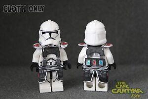 for LEGO Star Wars Custom Cloth Cape Minifigure  Medic Strap Set Clone Wars