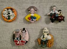 Wallace and Gromit A Close Shave set of 5 fridge magnets